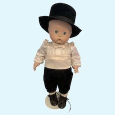 Vintage Gwen Ross Doll Artist Christopher Doll
