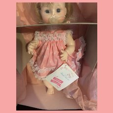 Rare Vintage Brown Eye Madame Alexander Sweet Tears Doll MIB