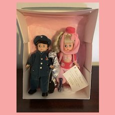 Rare FAO Swartz Madame Alexander I Dream of Jeannie Dolls