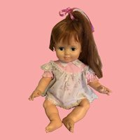 Vintage 1972 Ideal Baby Crissy Grow Hair Doll