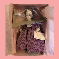 Vintage Madame Alexander Florence Nightingale Nurse Doll Mint in Box