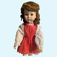 Vintage American Character Sweet Sue Play Pal Doll 30 inches Walker