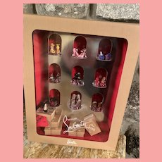 Barbie Doll Christian Louboutin Shoe Collection NRFB