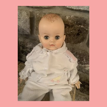 Vintage Effanbee Dy-Dee Doll Dy Dee Drink and Wet 20 inch