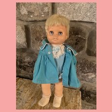 Vintage Mattel Chatty Cathy Doll Chatty Baby All Original 1960's