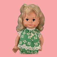 Vintage Mod Era Dollytex 1960's Doll Finland