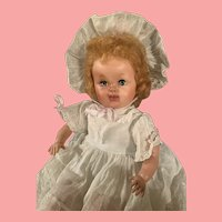 Vintage American Character 1950's Chuckles Baby Doll