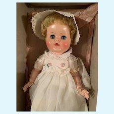 Vintage Madame Alexander Doll Kathy Doll In Box 1950's