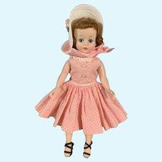 Vintage Madame Alexander Cissette Doll 1950's tagged Chemise