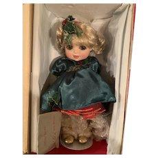 Marie Osmond Christmas Doll Adora the Season Belle