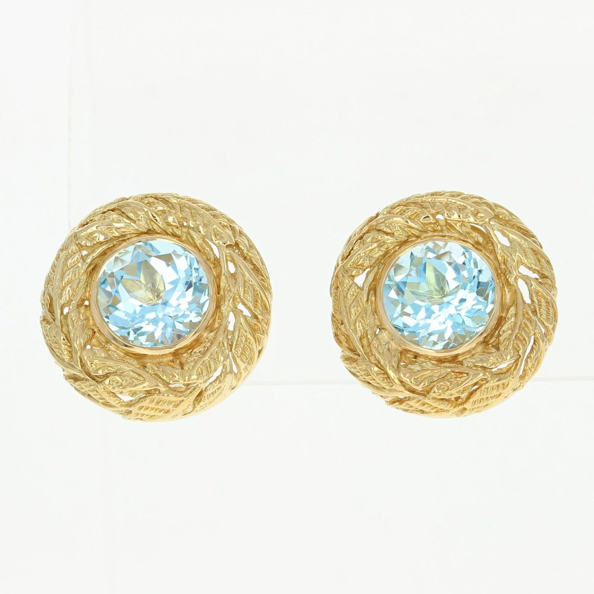 en topaz of us blue links london earring love infinite hires earrings