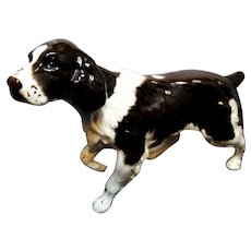 royal Doulton Dog Figurine Springer Spaniel Pointer #3135