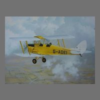 """WWII Limited Edition Aviation Print Gerald Coulson """"A Special Breed"""""""