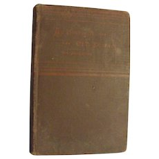 Antique Book 1857 Autobiography of a Pioneer: Or the Nativity, Experience, Travels and Ministerial Labors of REV. Jacob Young Methodist Itinerant Preacher History Wildnerness Indians