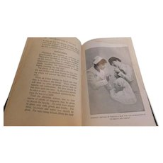 1920 The Health Care of the Baby Handbook for Mother and Nurses Louis Fischer Antique Infant Medical Book