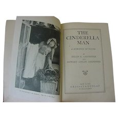 The Cinderella Man Photoplay Book Movie Still Phoebe Foster Frank Bacon Antique 1916 Stage Play