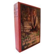 1903 The Little Shepherd of Kingdom Come by John Fox  Civil War Appalachian Kentucky Illustrated by F.C. Yohn Adventure & Romance Antique Book