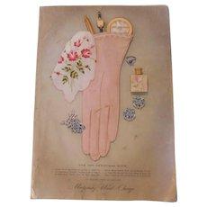 1955 Christmas Book Montgomery Ward Catalog Toys Fashion Linens Jewelry Dolls Vintage Catalogue
