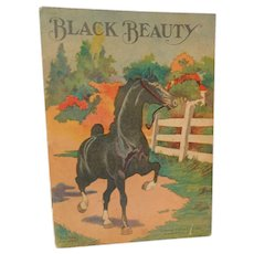 Black Beauty Illustrated Donahue Childrens Book Victorian to Edwardian Era