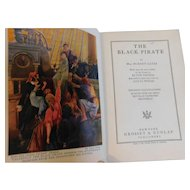 1926 The Black Pirate Silent Film Photoplay 6 Film Stills Inside Movie Book Douglas Fairbanks Billie Dove Art Deco Silent Film