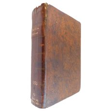 Regency Period 1813 England Christian Observer Jan-Dec Monthly Periodical Evangelical Church & World News Literature Entertainment Antique Book