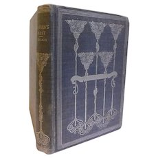 Victorian St. Mark's Rest The History of Venice by by John Ruskin Antique Italy Travel History Art Architecture Book
