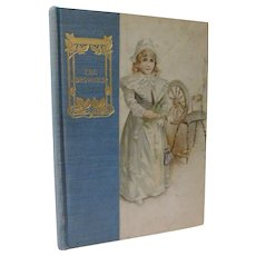 Victorian The Brownies Land of Lost Toys 3 Christmas Trees Amelia & the Dwarfs Juliana Horatia Ewing Antique Short Fairy Tales
