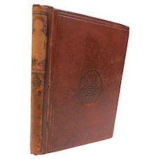 1873 Away In Wilderness Life Among the Indians Fur Traders of North America Hudson Bay Ruperts Land by Ballantyne Illustrated Victorian Antique Book