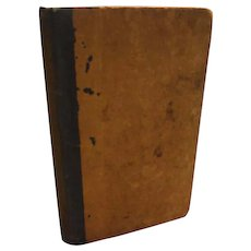 Regency Era Thomas Campbell Theodric; And Other Poems Antique Primitive Book Poetry 1818 - 1825