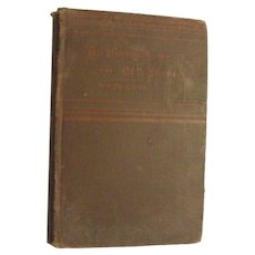 Antique Book 1857 Autobiography of a Pioneer: Or the Nativity, Experience, Travels and Ministerial Labors of REV. Jacob Young