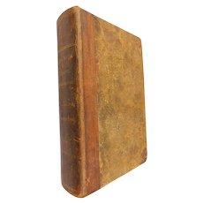 1844 Christelig Samler Antique Danish Christian Denmark Bible Book Martin Luther Tidskrift til opbyggelig Underholdning Dane Reformed