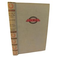 1955 The Story of Louisa May Alcott by Joan Howard and Illustrated by Flora Smith Signature Series