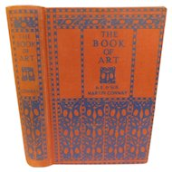 1909 The Book of Art For Young People by Conway Illustrated Paintings Artists 1935 Reprint Book Van Eycks Renaissance Rembrandt Van Dyck Velasquez Reynolds Turner