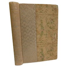 Sesame and Lilies Three Lectures by John Ruskin Antique Victorian Book Nature Duties of Men and Women