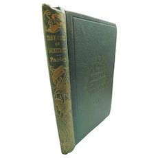 1867 Take Care of Number One or Adventures of Jacob Karl A Moral Tale for Youth Antique Victorian Illustrated Book Fine Gilt Binding