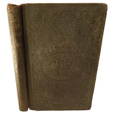 1868 A Practical Grammar of the English Language for the Use of Schools of Every Grade by Harvey Antique Victorian Text Book Orthography