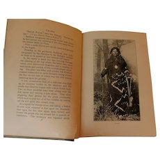 1906 Chunda A Story of the Navajos by Horatio Ladd Illustrated Native American Photographs Antique Book First Edition Christian Missions Adventure Romance
