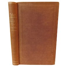 1867 The Last Chronicle of Barset by Anthony Trollope First US Edition Illustrated by George Thomas Antique Victorian Book