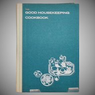 The Good Housekeeping Cookbook c.1963