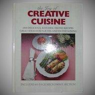 The Joy of Creative Cuisine Cookbook