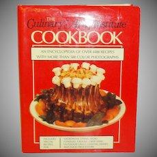 The Culinary Arts Institute Cookbook c. 1985