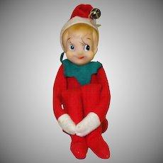Knee Hugger Elf with Money Pocket