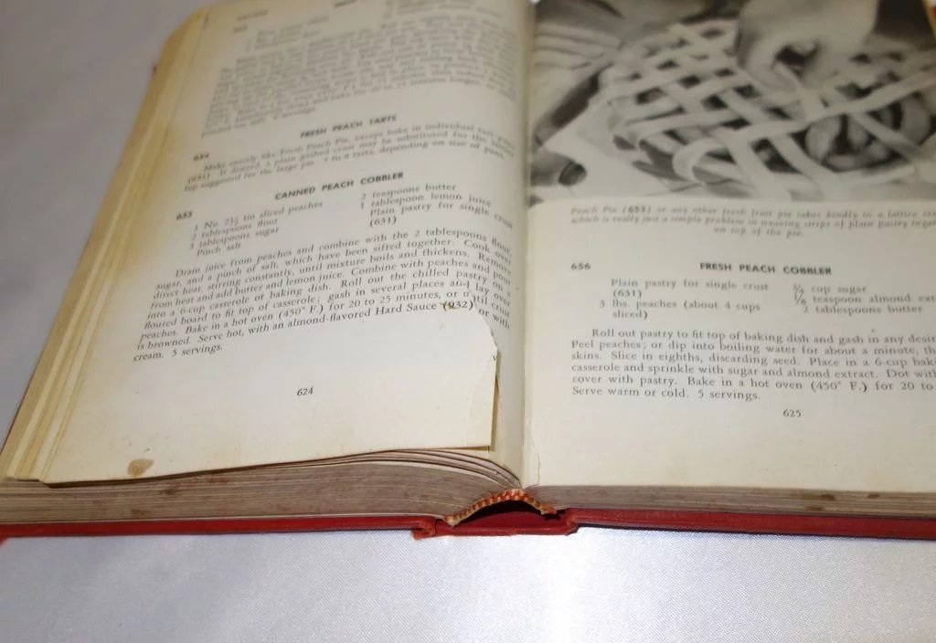 The Modern Family Cookbook By Meta Given C 1943 Vintage