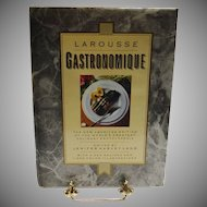 Larousse Gastronomique - The New American Edition of the World's Greatest Culinary Encyclopedia by Jenifer Harvey Lang