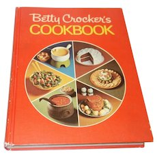 "Betty Crocker's Cookbook ""Pie Cover"" c. 1972"