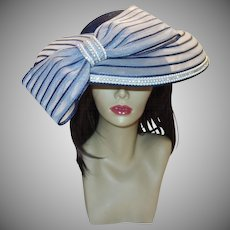 Elegant Vintage Hat by Bellini New York