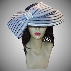 Elegant Vintage Hat by Bellini New York