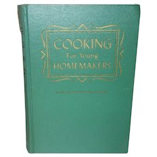 Cooking for Young Homemakers by Ruth Berolzheimer c. 1964