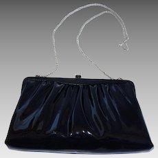 eeb4332e882b Vintage Italian Cut Velvet Velour Purse Handbag Converts To Clutch ...
