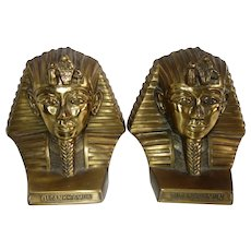 King Tut Bookends by PM Craftsman